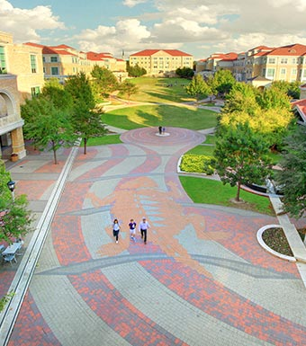 TCU Campus Commons